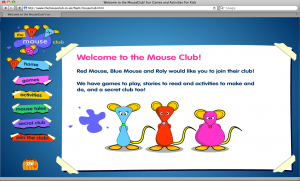The Mouse Club
